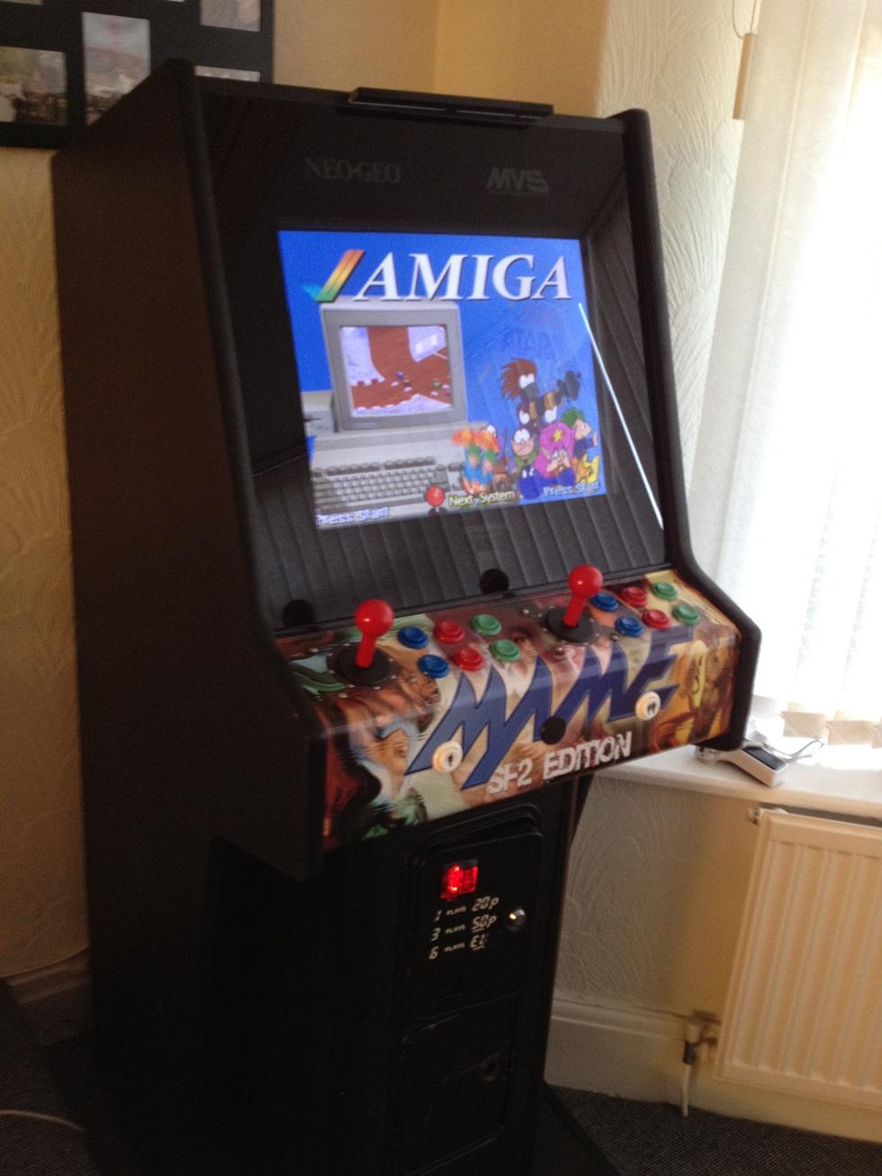 Near Complete Capinet Arcade Cabinet Arcade Cabinet